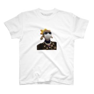 星々しいれいちゃん T-shirts