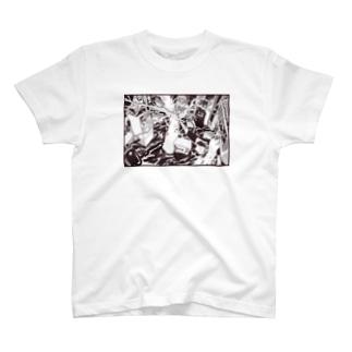 植木部屋 T-shirts