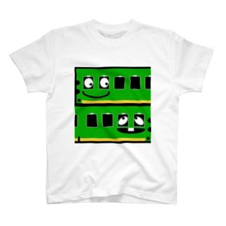 メモリブラザーズ(*・ω・*)(๑*´ϖ`*๑) T-shirts
