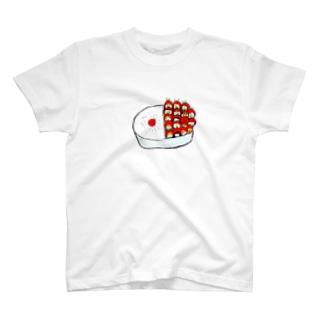 トマト弁当 T-shirts