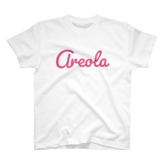 Areola T-shirts