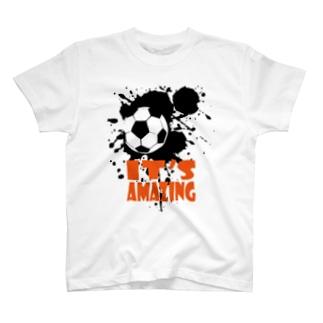 IT'S AMAZING T-shirts