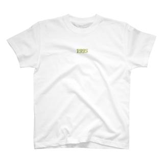 1995(green) T-shirts