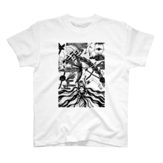 揺蕩い T-shirts