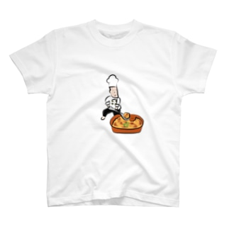 シェフhiromi  T-shirts