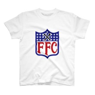 team F.F.C T-shirts
