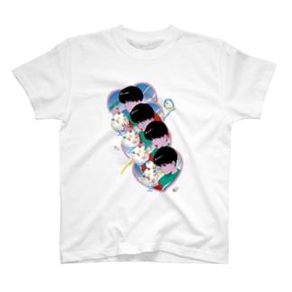 かきごおりおいしい T-shirts