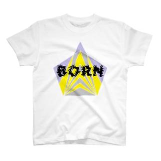 BORN ロゴT T-shirts