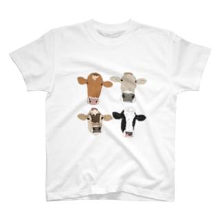 NYUGYU4 T-shirts