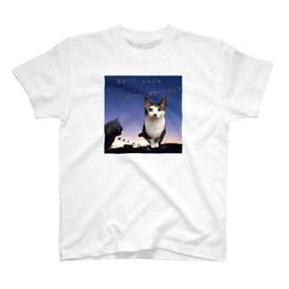 夕焼けドーピー T-shirts