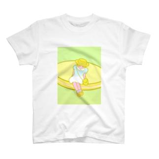 緩やかな上昇 T-shirts