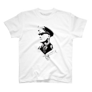 ロンメル元帥 T-Shirt