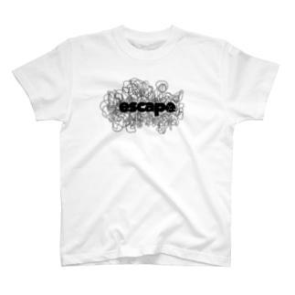 escape.  0215 T-shirts