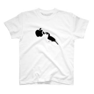 両面オオハシくん T-shirts