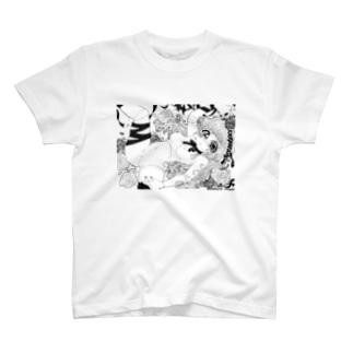 innocent@dokuro_mayu T-shirts