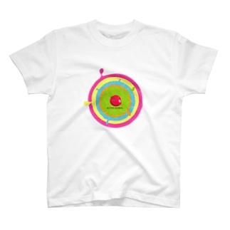 細胞ってホンマはカラフルやねんて!!マジ?!(妄想) T-shirts