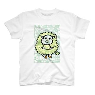 ひつじ T-shirts