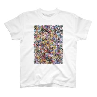 集中力 T-shirts