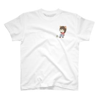めいどいんえれす:0001 T-shirts
