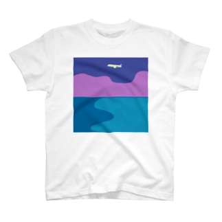 Night flight T-shirts