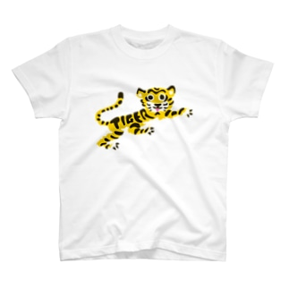 ぺろんちょトラ T-shirts