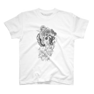 渇望 T-shirts