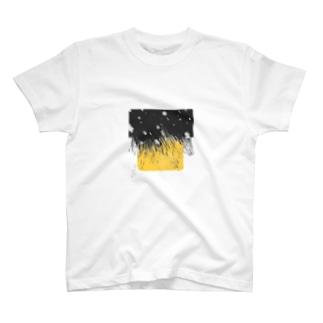 冬の夜の日溜まり T-shirts