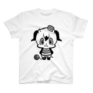 囚人LUCY T-shirts