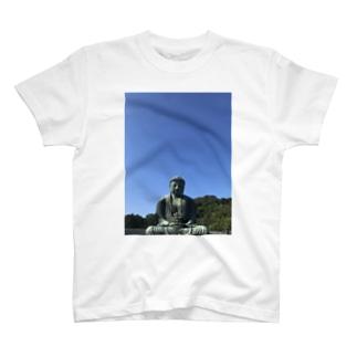 大仏様 T-shirts