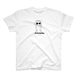 ゆるいメルボルン T-shirts