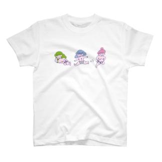 ニューりかちゃん T-shirts