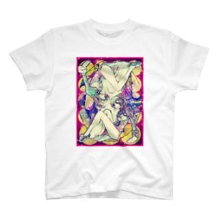 ちゃいながーる T-shirts