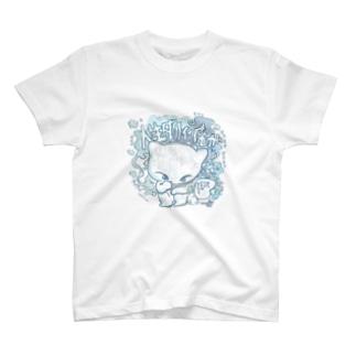 プカプカ猫 T-shirts