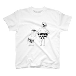 いちごぱんつ T-shirts