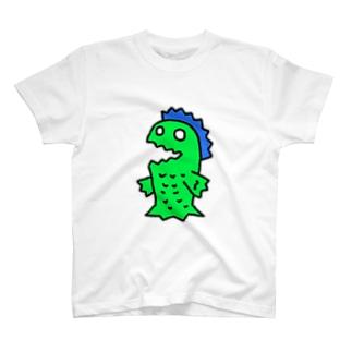 半魚人ちゃん T-shirts