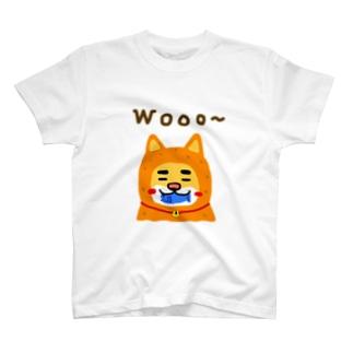 わんわんちゃん T-shirts