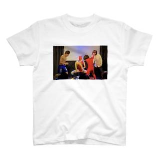 養成所で習ったこと真面目にやってる奴 T-shirts