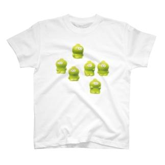 うろうろベビィミトロ T-shirts