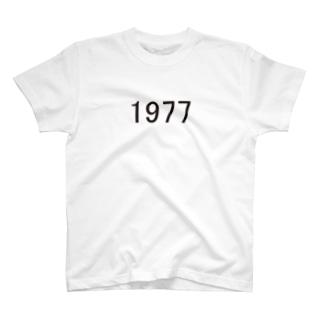 1977 T-shirts