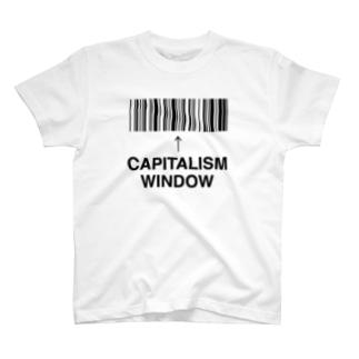 資本主義の窓 Tシャツ T-shirts
