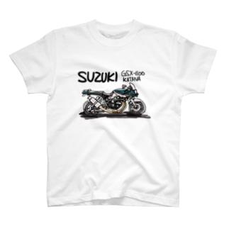 スズキGSX T-shirts