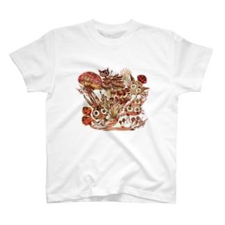 きのこねこ T-shirts
