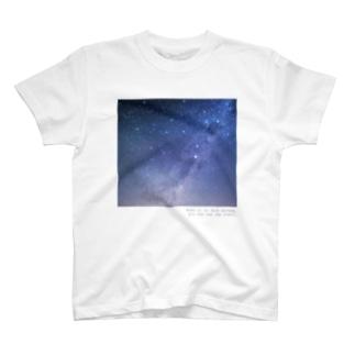 the stars Ⅰ T-shirts