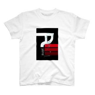 darth ver1.7 black T-shirts