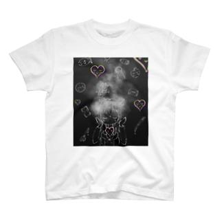雲散霧消 T-shirts