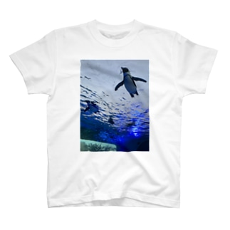 the flying pengin T-shirts