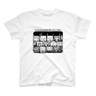 チャッリティグッズ*会場の盛り上がりは最高潮‼FEVERING FERRET🐹 T-shirts