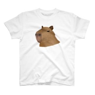 カピバラ T-shirts