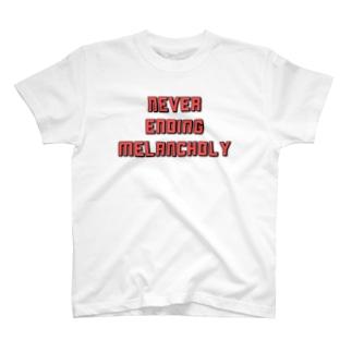 メランコリー T-shirts