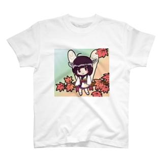 東北きりたん 秋 T-shirts